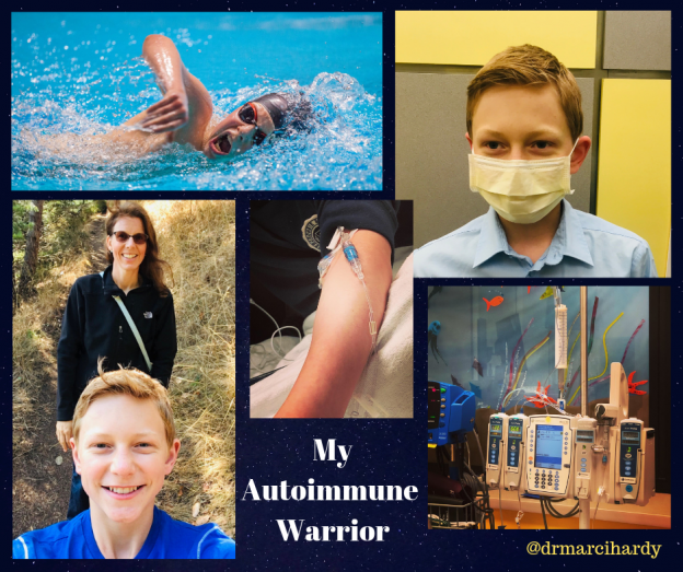 My Autoimmune Warrior